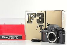 【TOP MINT IN BOX】Nikon F3/T 35mm SLR Film Camera Body From Japan #74