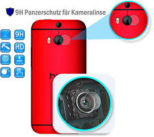✅ Camera Lens HD + Glass 0.2mm Gorilla Curb Safety Glass Film For HTC One M8