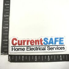 CURRENT SAFE HOME ELECTRICAL SERVICES Advertising Patch C09V