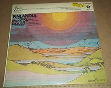 Morton Gould SIBELIUS Finlandia - Quintessence PMC-7022 SEALED