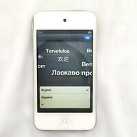Apple iPod touch 4th Generation White (32 GB) DE