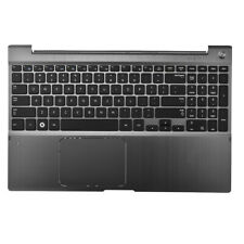 For Samsung NP700Z5A NP700Z5B NP700Z5C Palmrest Cover EU Keyboard with Touchpad