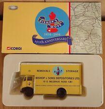 "Corgi CC13303 ""On The Move"" Morris Truck Bishop's Move 150th Ltd Ed 0003 of 2600"