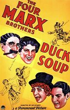DUCK SOUP (DVD 1933 Marx Brothers Comedy)