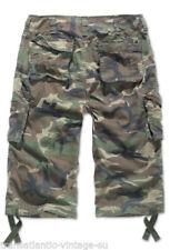 Shorts e bermuda da uomo multicolore ampio
