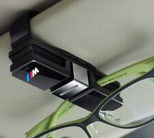 Car Glasses Holder Case Clip Sun Visor Clamp For BMW X1 X3 X4 X5 X6 New Design