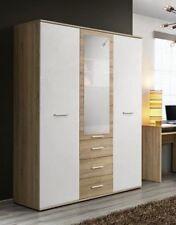 Garderobe Schlafzimmer Kinderzimmer Schrank Kleiderschrank DINO drei Türig Eiche
