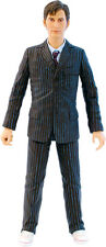 "Dr Who 10th Doctor Brown Suit Sonic Screwdriver 5"" Action Figure - David Tennant"