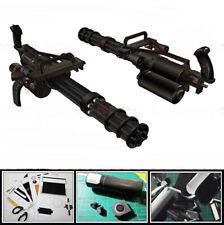 Échelle 1/1 Vulcan Gatling M134 Minigun papier 3D Modèle Puzzle Kit Cosplay Pistolet BRICOLAGE