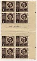 AUSTRALIA #210 Gutter Blocks British Commonwealth Stamps Postage Mint NH OG