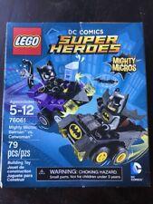 *NEW* LEGO Batman vs. Catwoman Mighty Micros Batmobile Jewel Thief Vehicle 76061