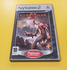 God of War 2 II GIOCO PS2 VERSIONE ITALIANA