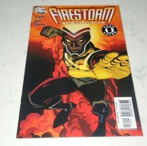 FIRESTORM # 23  DC Comic  2006  NM  1 YEAR LATER