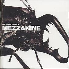 Massive Attack : Mezzanine CD (1998)