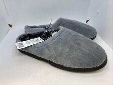 OT Revolution Men's Slip On Slippers Gray Size L 10 - 11