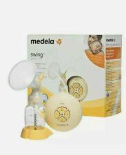 Medela Swing Single Electric Breast Pump Breastpump with Calma Teat