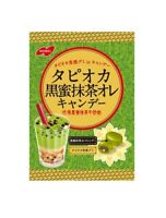 Nobel, Hard Candy, Tapioca Kuromitsu Matcha Au Lait, Hard Candy, Japan, S1