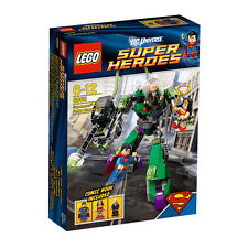 LEGO Super Heroes 6862 Superman vs. Power Armor Lex Catwoman | Brand New Sealed