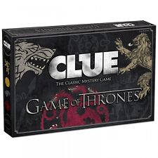 NEW CLUEDO GAME OF THRONES EDITION BOARD GAME 191403-0