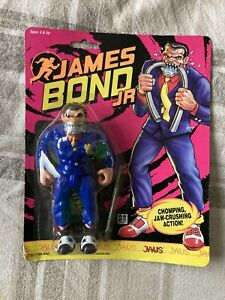 james bond jr Action Figures Jaws