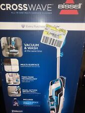 Bissell CrossWave 2211W All-in-One Multi-Surface Vacuum Cleaner - Blue