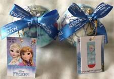 2x Girls Disney Frozen Christmas Socks Bauble Decorations Stocking Filler 12-2