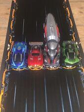 ANKI OVERDRIVE mit 3 Autos - 1 Truck - Sprungschanze