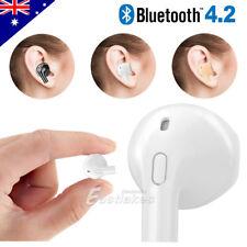 Wireless Earbud Headset Bluetooth 4.2 Earphone Mini Headphone for iPhone Samsung