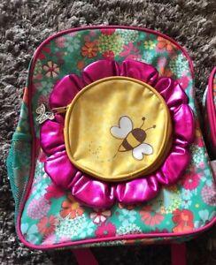 "American Girl Wellie Wishers Sunflower 14"" School Backpack"