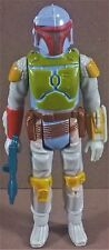 Vintage Star Wars 1979 BOBA FETT Complete Figure Kenner YELLOW ARMOR VARIANT