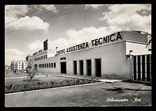 CALTANISSETTA fiat centro assistenza tecnica