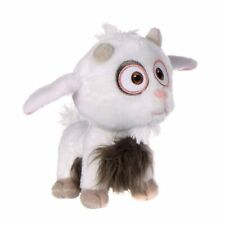 """OFFICIAL DESPICABLE ME 3 LUCKY THE UNI GOAT LARGE 10"""" SOFT PLUSH TOY TEDDY"""