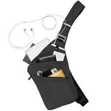Men's Women's Nylon Sling Shoulder Bag Chest Pack Daily Casual Crossbody Handbag
