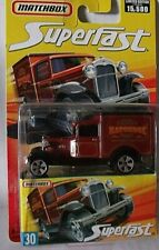MATCHBOX - 2004 SUPERFAST BOXED -  FORD MODEL A - LTD. EDITION OF 15,500