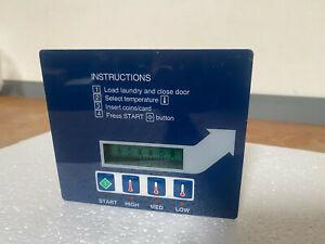 Dexter Single Dryer Computer Board SWD 9857-199-002  24V  One Year Warranty!!!