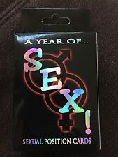 Kheper Games A Year of Sex! Sexual Position Card Game