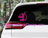 Good Bad Ugly Jeep Vinyl Decal Sticker