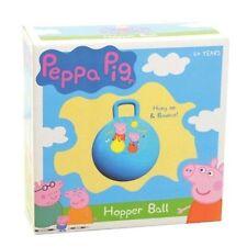 Peppa Pig 38cm Hopper Ball - Blue