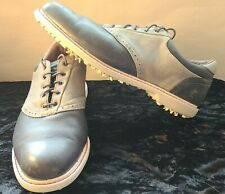 Ashworth Golf Shoes Navy and Grey US Size 11.5 G54332