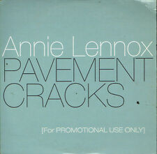 CD single: Annie Lennox: pavement cracks. 1 titres. bmg. D7