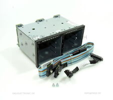 """HP 8-fach 2,5"""" HDD Cage HP ProLiant DL380p Gen8 Backplane 672146-001+ Kabel"""