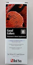 Red Sea Coral Colors B 500ml Calium for Saltwater 32,98 €/ L