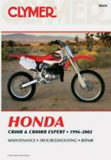 Clymer Workshop Manual Honda CR80R 1996-2002 CR80RB Expert New Service Repair
