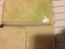 2X   eco tools brush holder pouch and zip bag one of each