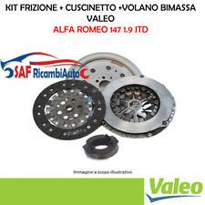 KIT FRIZIONE VOLANO BIMASSA VALEO ALFA ROMEO 147 156 1.9 JTD JTDM 110Kw 150cv