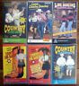 COUNTRY LINE & PARTNER DANCING 6 Australian VHS PAL Video Tapes