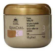 Protein Styling Gel Hair KeraCare Avlon 4 oz New