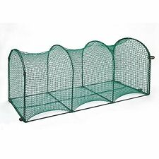 "Kittywalk Deck And Patio Outdoor Cat Enclosure Green 72"" X 18"" X 24"" NEW"
