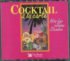4CD Box Claudius Alzner: Cocktails á la Carte (1992)