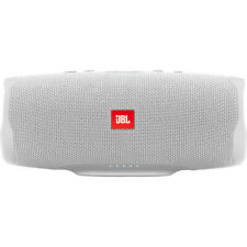 Brand New JBL Charge 4 Portable Bluetooth Waterproof Speaker - White
